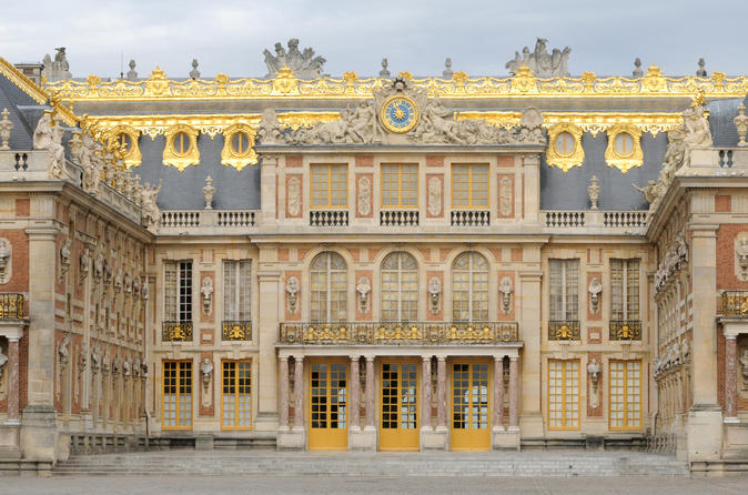 Exclusivit viator excursion au ch teau de versailles et for Visite jardin versailles