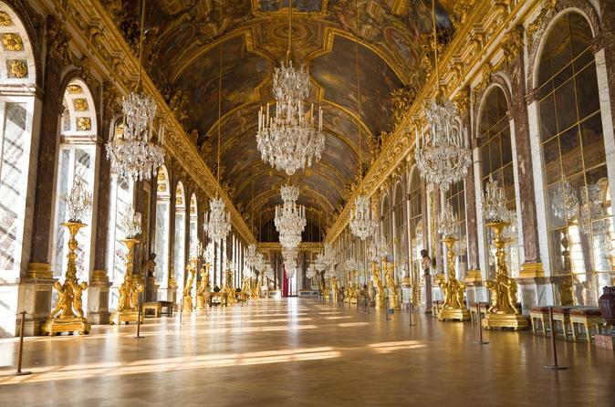 VIP da Viator: Excursão ao Palácio de Versalhes, com vista privada das Dependências reais