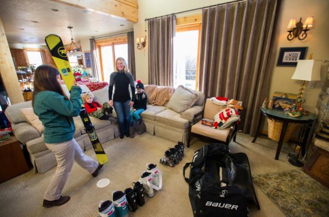 Demo Ski Rental Package From Big Sky - Bozeman