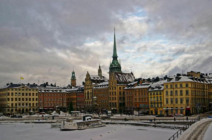 Gamla stan walking tour in stockholm in stockholm 237056