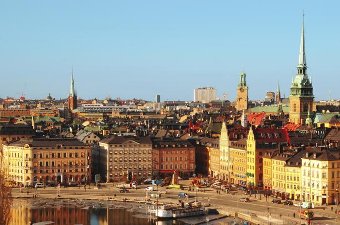 Modern Stockholm Walking Tour