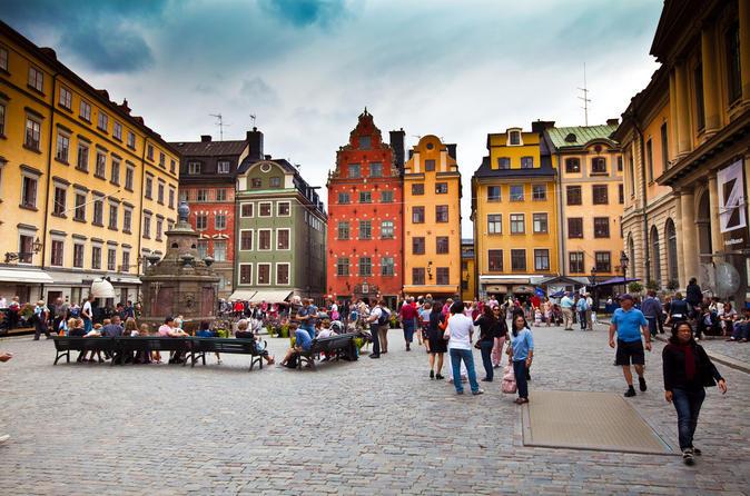 Stockholm Shore Excursion Private Stockholm City Walking Tour Including The