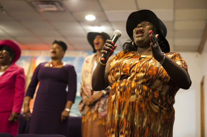 Harlem Gospel Experience Walking Tour