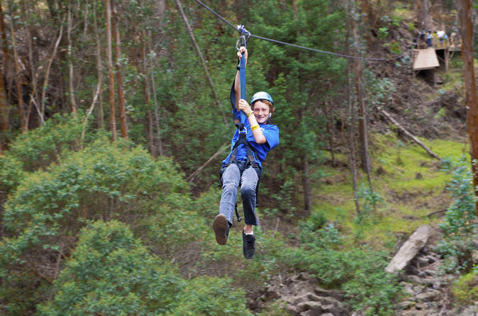 Haleakala zipline adventure in maui 115016