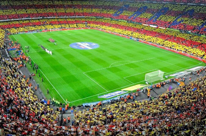 Barcelona Football Club Match Including Round-Trip Private Transfer