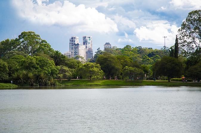 City tour particular por São Paulo saindo do Terminal de Cruzeiros de Santos