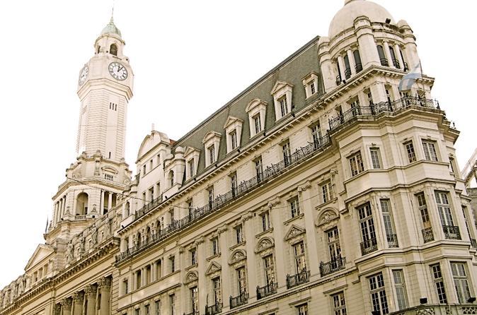 Excursão particular: City tour por Buenos Aires com almoço opcional