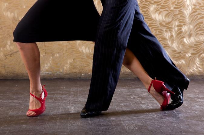 Jantar e show de tango em Montevidéu