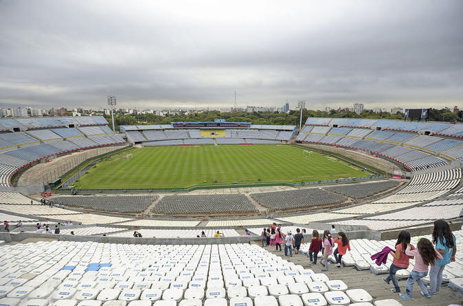 Montevideo football stadiums tour in montevideo 217982