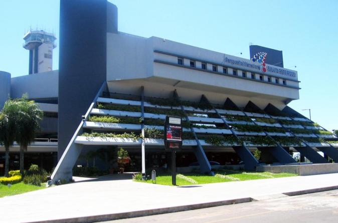 Private Departure Transfer: Hotel to Asunción Airport
