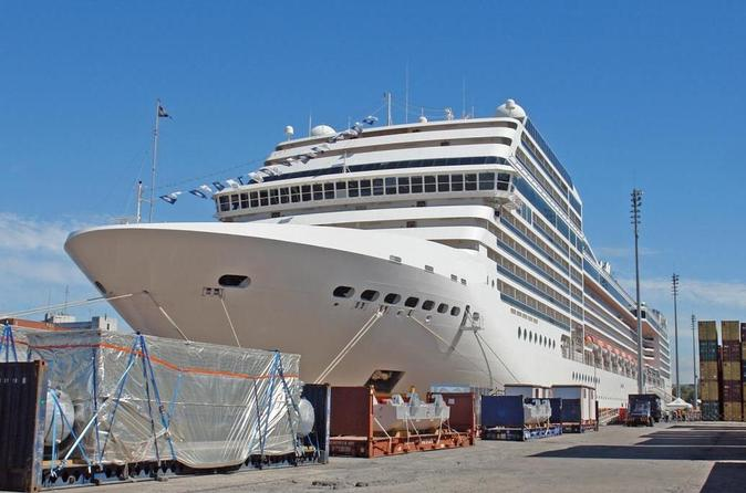 Private Transfer Buenos Aires Cruise Terminal to Airport - One Way or Round Trip
