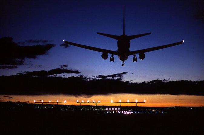 Traslado de chegada privado: do Aeroporto de Montevidéu para o hotel