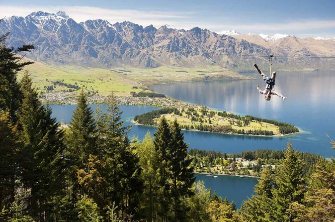 Queenstown Zipline Tour