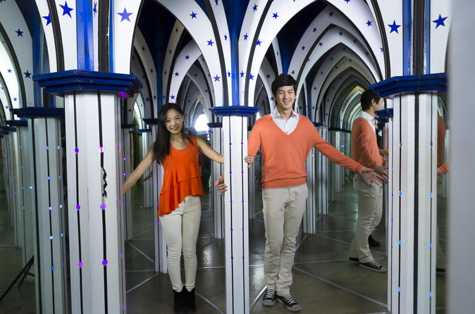 Alive Museum & Dynamic Maze Discount Ticket