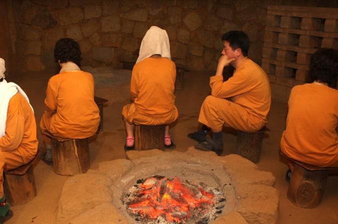 Supsok Hanbang Land - Korean Dry Sauna(jjimjilbang) in Sinchon