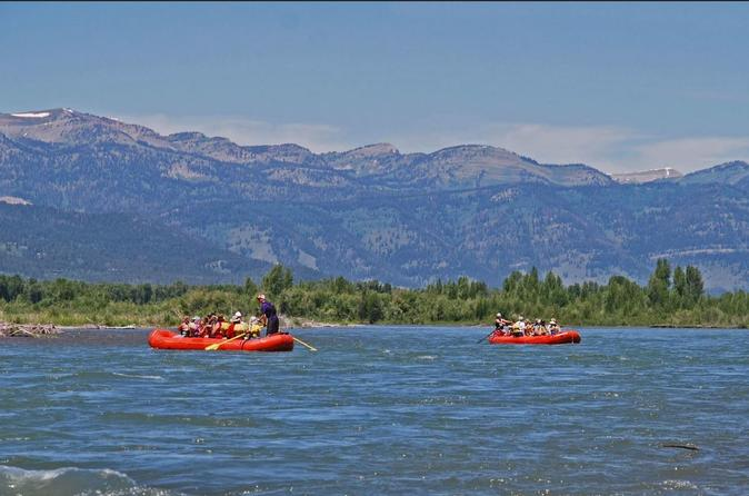13-Mile Scenic Float Trip With Picnic Lunch - Jackson Hole