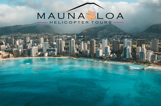 Oahu Magic VIP: 45 Minute Guaranteed Private Helicopter Tour