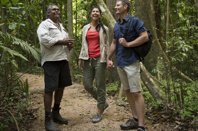 Mossman Gorge Dreamtime Walk and Low Isles Snorkeling and Sailing Cruise