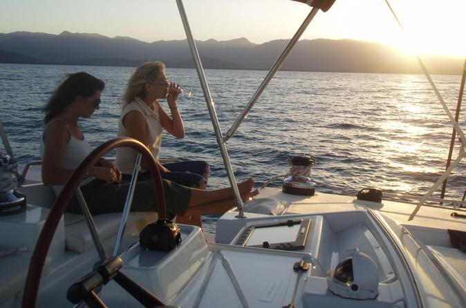Sunset sailing cruise from port douglas in port douglas 116328