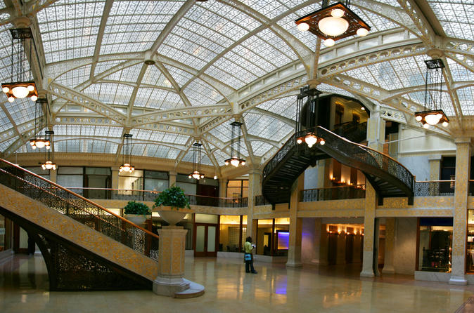 Pedway and Loop - History and Architecture Tour