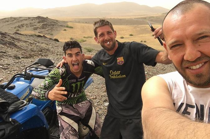 Full-Day Quad Biking , Includes Food Only - Marrakesh