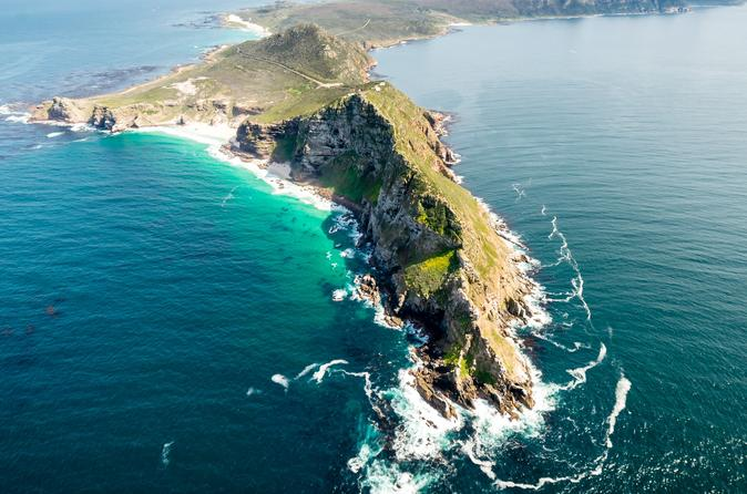 Private Helicopter Tour: Cape Peninsula, Cape of Good Hope and Cape Point