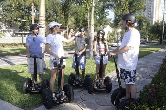 Historisches St. Petersburg: Segway Tour