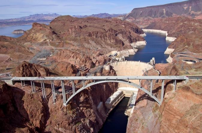 Hoover Dam Deluxe Half-Day Small-Group Tour from Las Vegas
