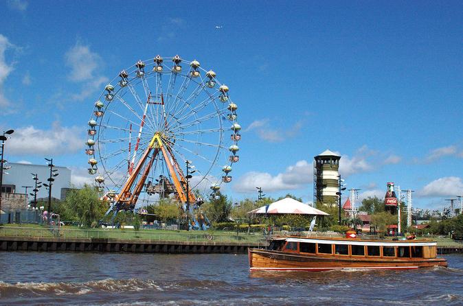 2-Day Buenos Aires Combo Tour: Tigre Delta Trip Plus Gaucho Trip to Santa Susana Ranch