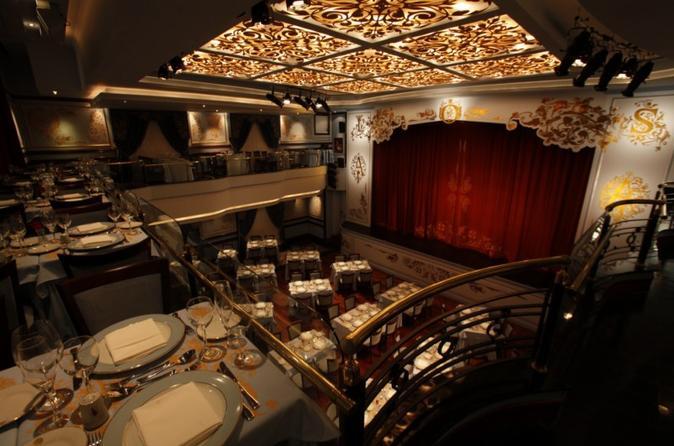 A excursão combo em Buenos Aires: show de Tango e jantar, além de uma viagem diurna para o Rancho Santa Susana