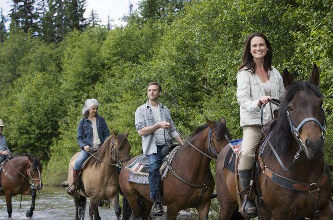 Bariloche Horseback Riding Tour with Traditional Argentine Asado