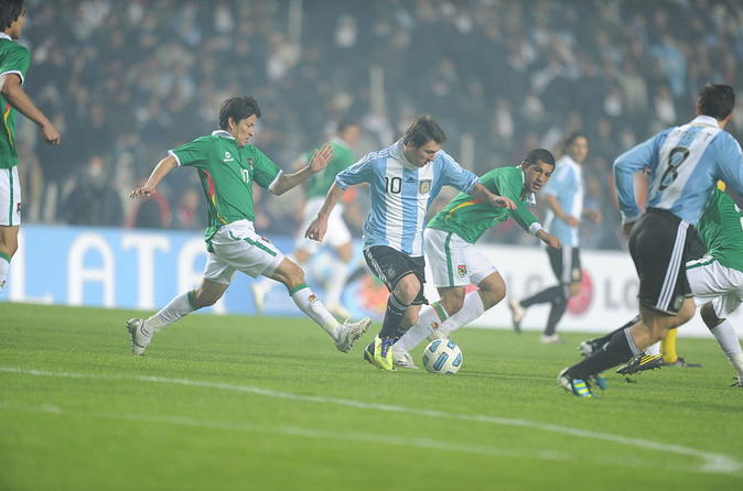 Copa america usa 2016 argentina vs chile at levis stadium in santa clara 309624