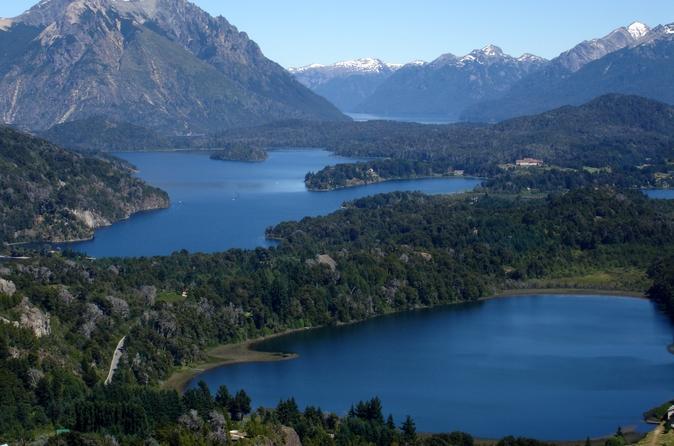 Cruzeiro turístico pelo Lago Nahuel Huapi com Ilha Victoria e passeio pela natureza na Floresta de Arrayán