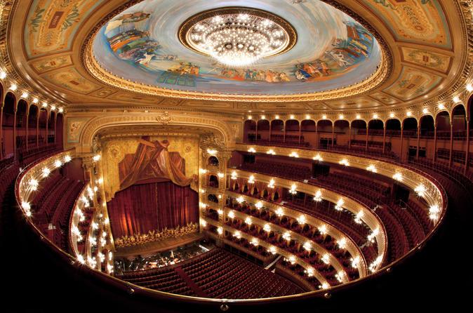 Excursão a pé em Buenos Aires, incluindo o Teatro Colón e MALBA