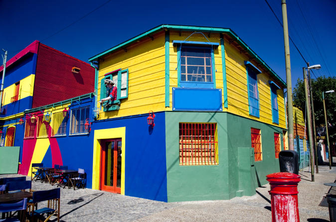 Excursão turística por Buenos Aires