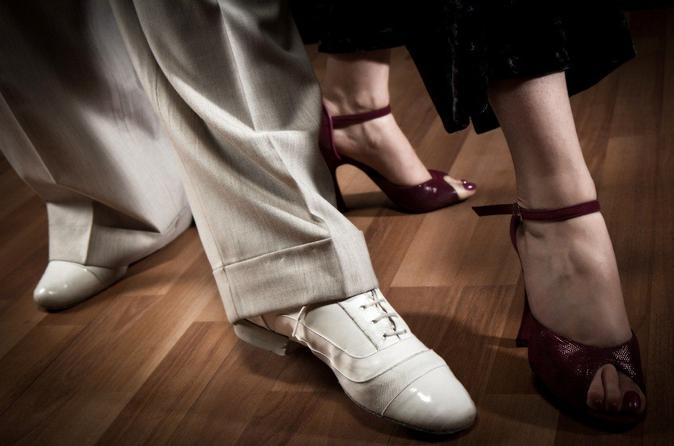 Experience Buenos Aires: Private Tango Lesson