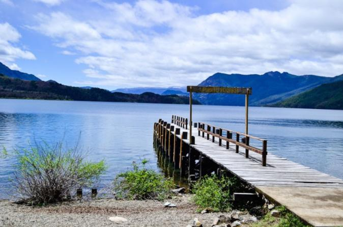 Hua Hum Day Trip from San Martin de los Andes including Lanin National Park and Cachin Waterfall Hike