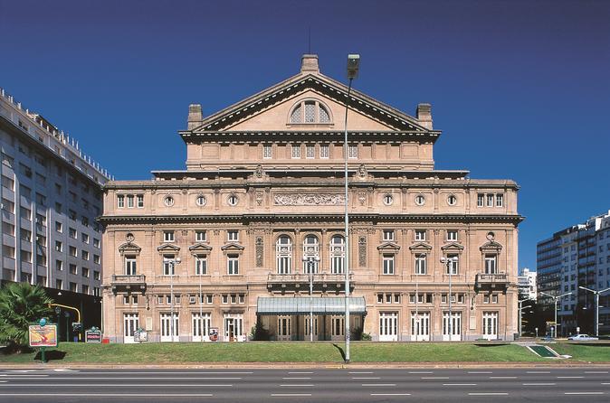 Ingresso de entrada de 1 hora para o Teatro Colón - Buenos Aires