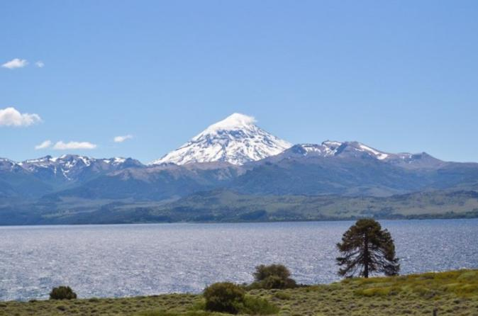 Lake huechulafquen and lan n volcano day trip in san martin de los andes 183324