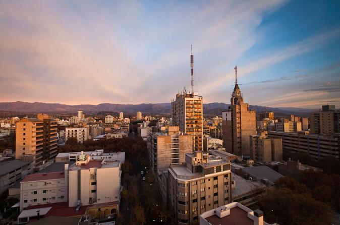 Mendoza City Sightseeing Tour