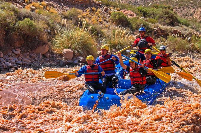 Mendoza River Rafting Tour