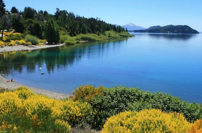 Passeio de um dia em San Martín de los Andes e Sete Lagos saindo de Bariloche