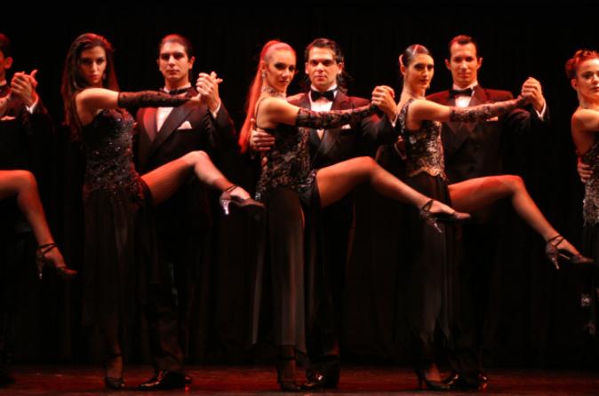 Show de tango Esquina Carlos Gardel com jantar opcional em Buenos Aires