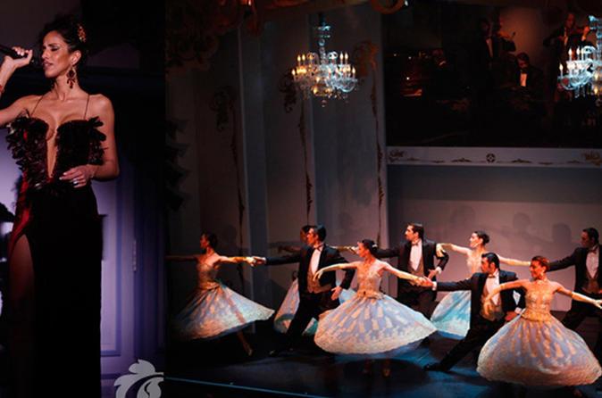 Show de tango no Café de los Angelitos com jantar opcional em Buenos Aires