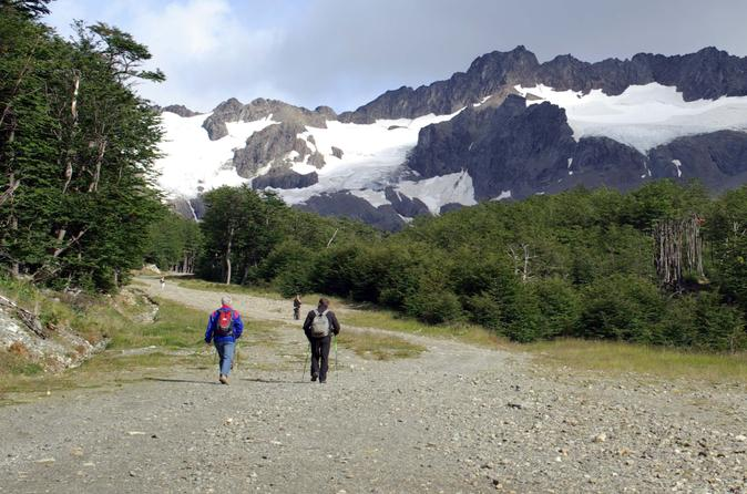 Tierra del fuego national park hike and canoe tour in ushuaia 148127