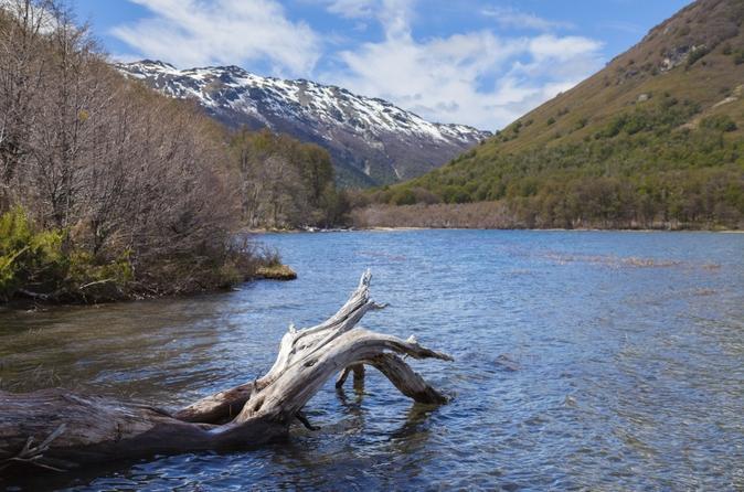 Viagem de um dia para Cerro Tronador de Bariloche