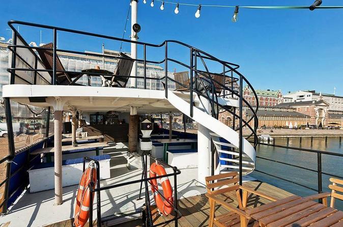 Private Offshore Adventure in Helsinki