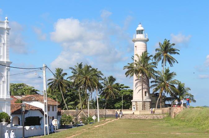2-Day Galle Tour from Colombo by Train