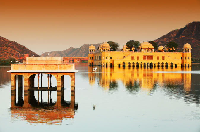 Excursão particular de 4 noites pelo Triângulo Dourado: Deli, Agra e Jaipur