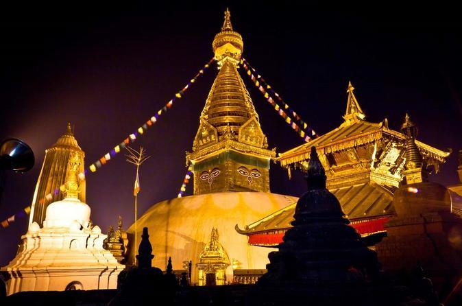 Half day Sightseeing of Kathmandu City and Swyambhunath Stupa